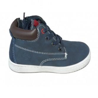 Botas deportivas en color Azul. J´hayber