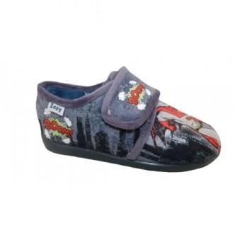 Zapatillas de casa en color Glace. ZAPY