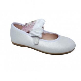 Merceditas en color Blanco.ZAPY