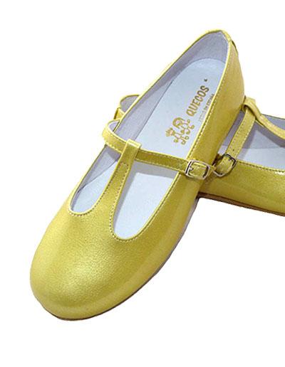 Las merceditas de Quecos calzado infantil